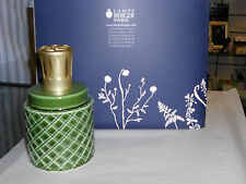 LAMPE BERGER ~ HOME FRAGRANCE LAMP BURNER ~ GREEN PORCELAIN ~ UNWANTED