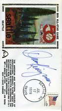 DAVE KINGMAN SIGNED JSA CERT STICKER ALL STAR FDC AUTOGRAPH