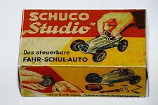 Reprobox für den Schuco Studio 1050 - das steuerbare Fahrschul-Auto - Vorkrieg