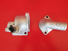 2001 Accent Single Cam Thermostat Housing with Cap OEM
