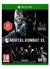 Mortal Kombat XL (Xbox One) [New Game]