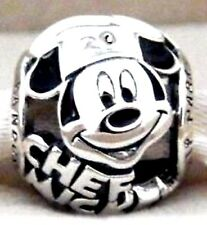 Disney Epcot 20th Anniversary Food & Wine Festival Pandora Chef Mickey 925 charm
