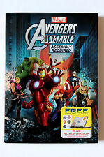 Marvel The Avengers Assemble Cartoons DVD Assembly Required Plus Bonus Episodes