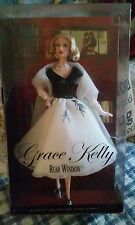 GRACE KELLY REAR WINDOW BARBIE DOLL MINT IN BOX