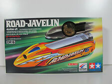 New in open box Tamiya DR6 Road-Javelin Special Edition 1/32 Dangun Racer Kit