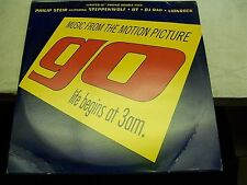 """Go-Music from the Motion Picture-12""""-Double Vinyl-Work-02S41995-VG++"""