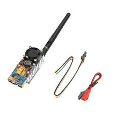 5.8G 2000MW 2W Video AV Audio Wireless 8CH Transmitter Sender FPV TS582000