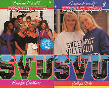 Complete Set Lot of First 30 Sweet Valley University Books by Francine Pascal