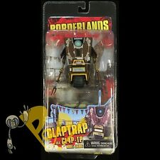 Borderlands JAKOB'S Claptrap CL4P-TP Action Figure NECA Player Select 2013 NEW!