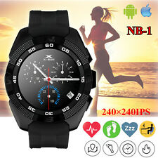 NB-1 9.9mm Ultra-Thin Smartwatch Bluetooth Sport Fitness For iPhone Samsung HTC