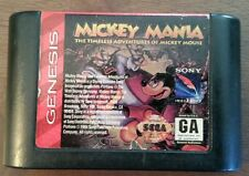 Mickey Mania: The Timeless Adventures of Mickey Mouse (Sega Genesis, 1994)