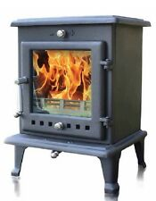 Ekol Crystal 5 KW Multi-fuel Stove Defra Approved