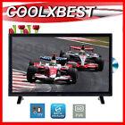 """FULL HD 23"""" LED LCD DIGITAL TV with DVD + USB PVR HDMI 12v 240v AC DC CARAVAN"""