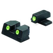 Meprolight 11410 Tru Dot Night Sight Set Green/Green - Springfield XD 9mm/40S&W
