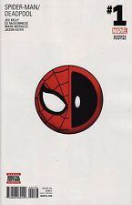 SPIDER-MAN/DEADPOOL #1 Marvel Comics Amazing X-Men ALL NEW 7TH PRINTING VARIANT!
