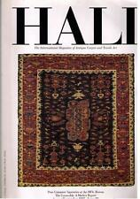 HALI MAGAZINE ~ August/September 1995 Issue 82 ~ Dyeing ~Early Chinese Textiles