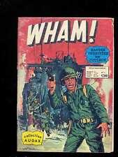 Wham ! n°14 Arédit collection Audax (format intermédiaire) 1973