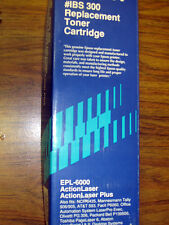 Epson IBS300 Black Toner Cartridge (Genuine Epson) for Action Laser * EPL-6000