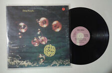"Deep Purple ""Who do we think we are"" LP GAT PURPLE 3C 064 94140 Italy 1973 VG/VG"
