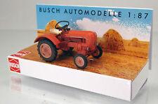 """Busch 50009 Traktor Porsche Junior K """" Zahn der Zeit """""""