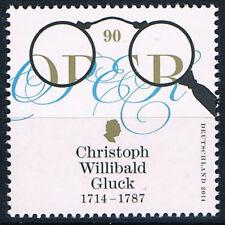 3092 ** BRD 2014, 300. Geb. Christoph Willibald Gluck