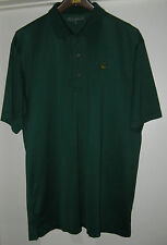 MASTERS -Augusta National Short Sleeve Golf Polo-L