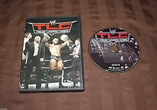 WWE: TLC - Tables, Ladders and Chairs 2013 (DVD, 2014)