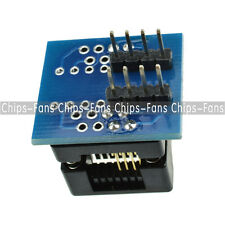 SOIC8 SOP8 to DIP8 EZ Programmer Adapter Socket Converter module wide150mil New