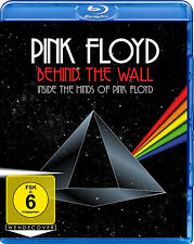 Pink Floyd Behind The Wall Inside The Minds of Pink Floyd 1xBlueray Neu+Folie#L2