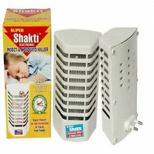 Set Of 2 Insect and Mosquito Killer with Night Lamp - 100% Original Shakti Brand