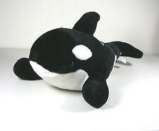 """Sea World Shamu Plush Orca Whale Large 25"""""""