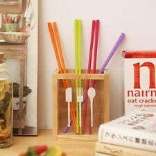 Silicone Chopsticks Set / 4 Pairs / Japanese Chopsticks Korean Chopsticks