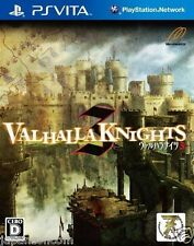 Used PS Vita Valhalla Knights 3  SONY PLAYSTATION JAPANESE IMPORT