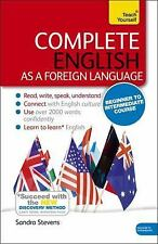 Complete English as a Foreign Language Beginner to Intermediate Course: Learn to
