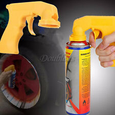 Aerosol Spray Painting Can Gun Handle With Full Grip Trigger Locking Collar