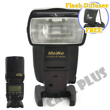 Meike MK-580 E-TTL Flash Speedlite For Canon 7DII 5D Mark III 650D 80D 700D T6i
