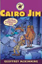 Cairo Jim and the Alabastron of Forgotten Gods (Cairo Jim Chronicles), Geoffrey