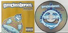 Gym Class Heroes Sampler US promo CD EP 4 tracks EX Cond. New Friend Request D