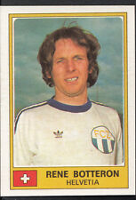 Football Sticker - Panini Euro Football 1976 - No 119 - Rene Botteron - Helvetia