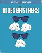 The Blues Brothers Steelbook (Blu-ray, 2014, Limited Edition; Inc Digital Copy)