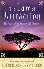 The Law of Attraction: The Basics of the Teachings of Abraham-ExLibrary