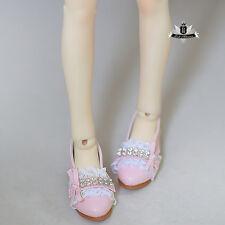MSD Shoes 1/4 BJD Shoes Supper Dollfie Shoes Dollmore Luts AOD Lace shoes 0371