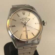 Rolex Oyster Perpetual Air-King - Style #5500 Serial #L645486