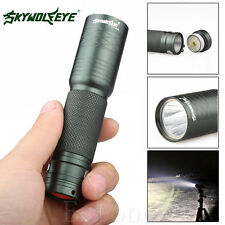 3000lm XPE LED Flashlight Tactical Torch 14500 High Light Lamp 3 modes