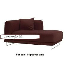 IKEA Cover for Tylosand Right Hand Chaise Everod Dark Red Slipcover New sealed