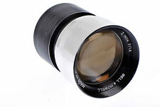 Bell & Howell 2 Inch F1.2 Projection Lens 16mm Cine Film