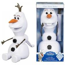 DISNEY FROZEN OLAF ICE SLUSH CRUSHER ICED DRINK SNOW CONE PARTY MAKER MACHINE