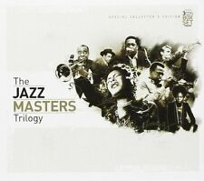 Jazz Masters TRILOGY 3 CD NUOVO Louis Armstrong/Sidney Bechet/Bessie Smith