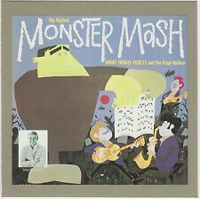 "The Original Monster Mash - Bobby ""Boris"" Pickett & The Crypt Kickers -US Import"