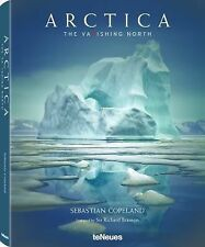 ARCTICA: THE VANISHING NORTH FIRST EDITION 2015, $100 ON AMAZON.COM SEALED, NEW
